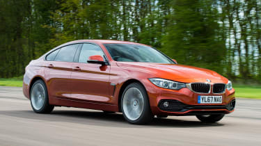 BMW 4 Series - front