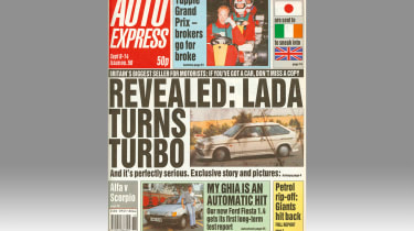 Auto Express Issue 50