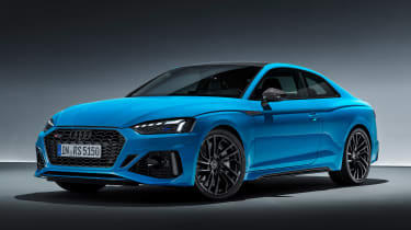 Audi RS 5 Coupe - front studio