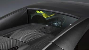 McLaren 570S Spider - roof closed