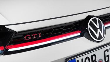 Volkswagen Polo GTI - front GTI badge