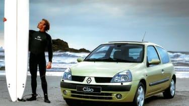 Clio Special: special editions - Renault Clio Billabong