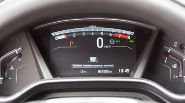 Honda CR-V - speedo