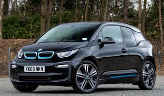BMW i3 front static