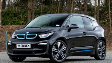 BMW i3 front static