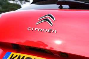 Citroen C3 Aircross - Citroen badge
