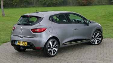 Used Renault Clio - rear