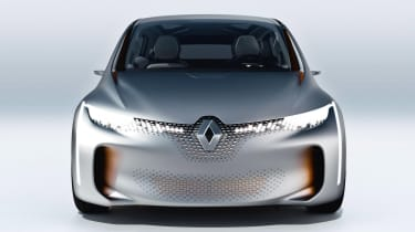 Renault EOLAB - full front