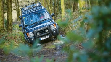 Improve your Land Rover for under £1000 - 1
