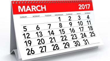 Insurance premium calendar