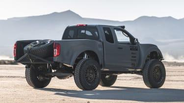Nissan Frontier Desert Runner - rear