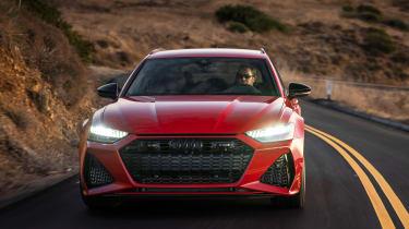 Audi RS 6 Avant - full front