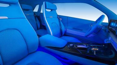 Hyundai FE Fuel Cell Concept - interior 3
