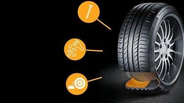 ContiSeal tyre tech