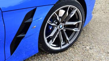 BMW Z4 M40i - wheel