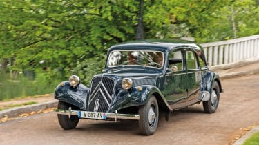 Citroen centenary feature
