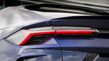 Lamborghini Urus - rear lights