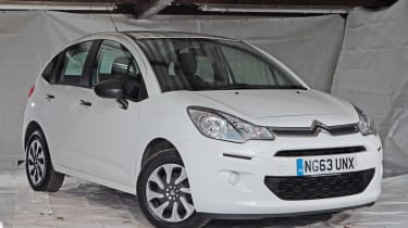 Used Citroen C3 - front