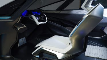 Lexus LF-30 concept car Tokyo 2019 interior