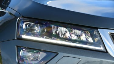 Skoda Karoq - front light