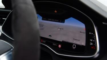 Audi RS 6 - Virtual Cockpit