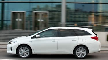 Toyota Auris Touring Sports panning