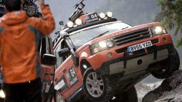 Range Rover Sport G4 Challenge