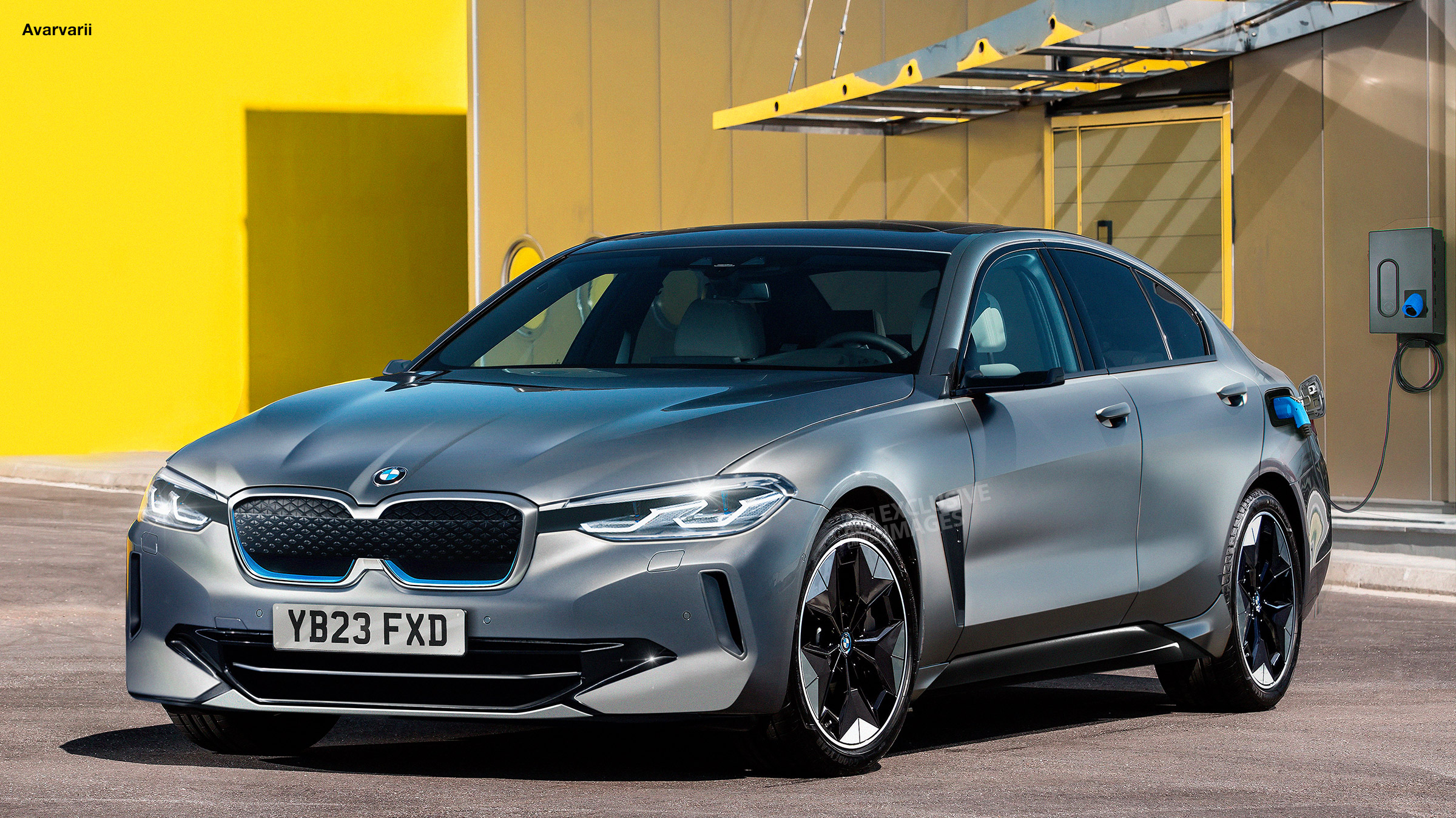 New 5 BMW 5 Series to feature all-electric i5 model  Auto Express