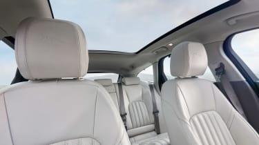 Jaguar XF Sportbrake - panoramic roof