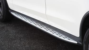 Mercedes GLC Coupe - sill