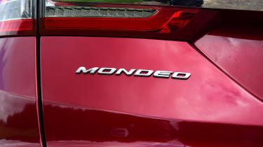 Ford Mondeo Hybrid Estate - Mondeo badge