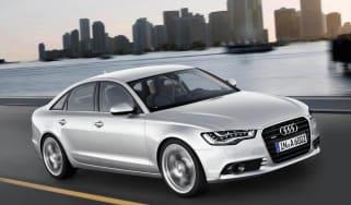 Audi A6 3.0 TDI S-line front
