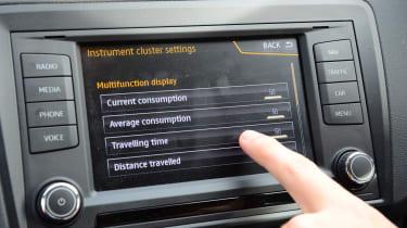 SEAT Ibiza long-term - connectivity