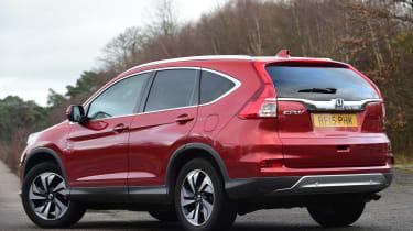 Honda CR-V - rear