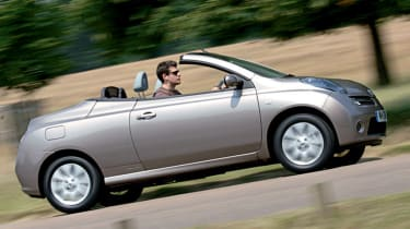 The worst cars ever made - Micra CC