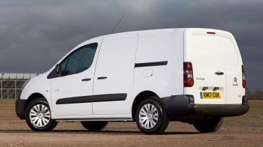 Citroen Berlingo Electric L2  - rear