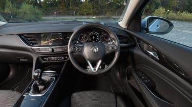 Vauxhall Insignia Grand Sport - interior