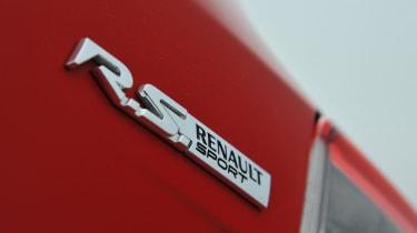 Renaultsport Megane Cup 265 badge