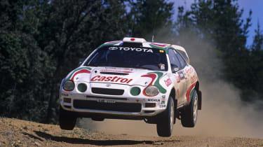 Castrol Celica GT-four