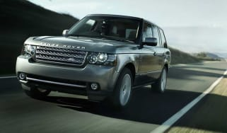 Range Rover TDV8 Westminster Edition front tracking