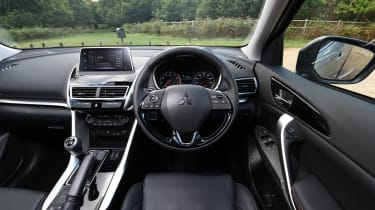 Mitsubishi Eclipse Cross - Interior