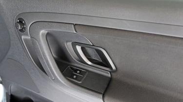 Used Skoda Fabia - door details
