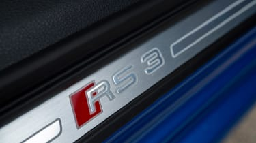 Audi RS 3 - RS 3 sill