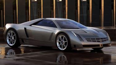 cadillac cien concept car the island