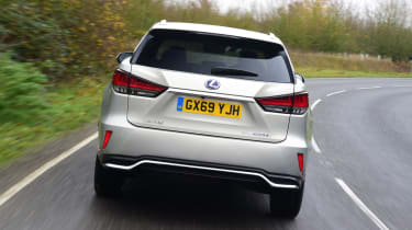 Lexus RX - full rear