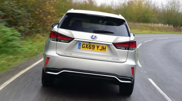 Lexus RX - full rear
