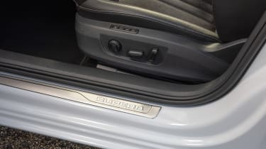 Skoda Superb iV - door sill