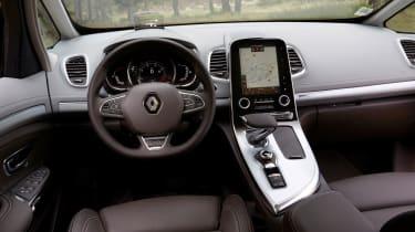 Renault Espace - interior