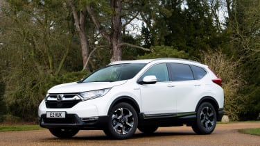 Honda CR-V hybrid - front static