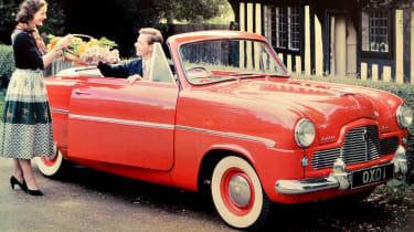 Ford Zephyr Mk1 - front